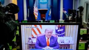 Se desmorona el reino mágico del presidente Trump