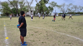 Colombianos en Argentina se unen para ayudar