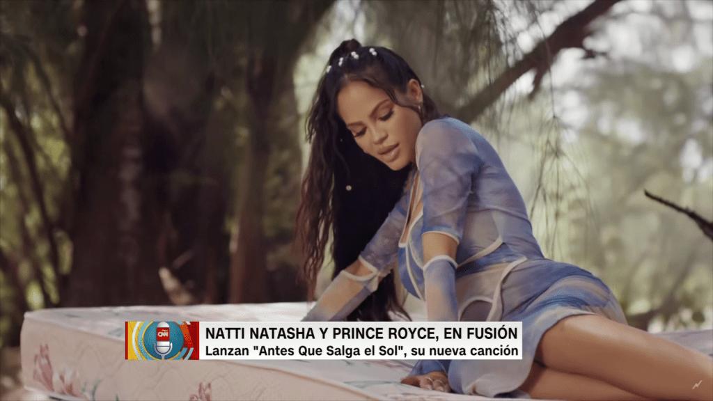 Lo nuevo de Natti Natasha y Prince Royce