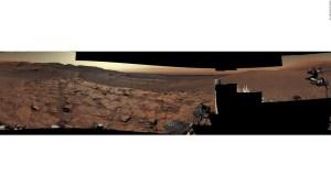 Glaciares de Marte revelan su pasado