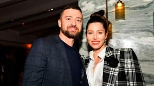 Justin Timberlake y Jessica Biel tienen un nuevo bebé