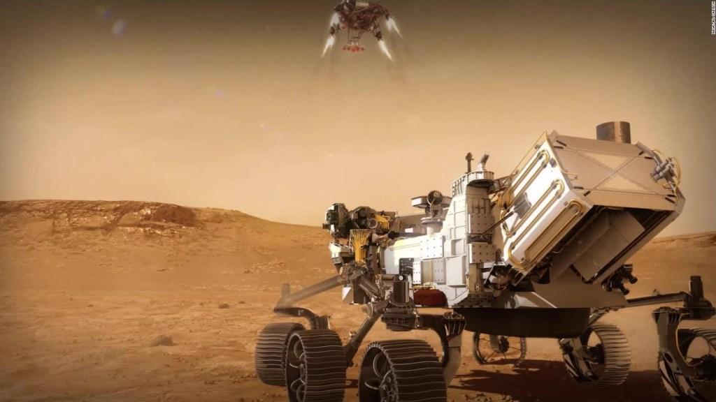 Podremos escuchar los sonidos de Marte por primera vez