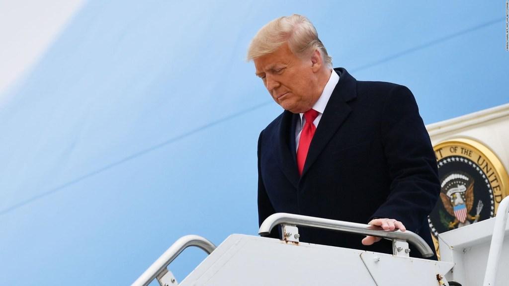Juicio político a Trump: ¿cuándo llegaría al Senado?