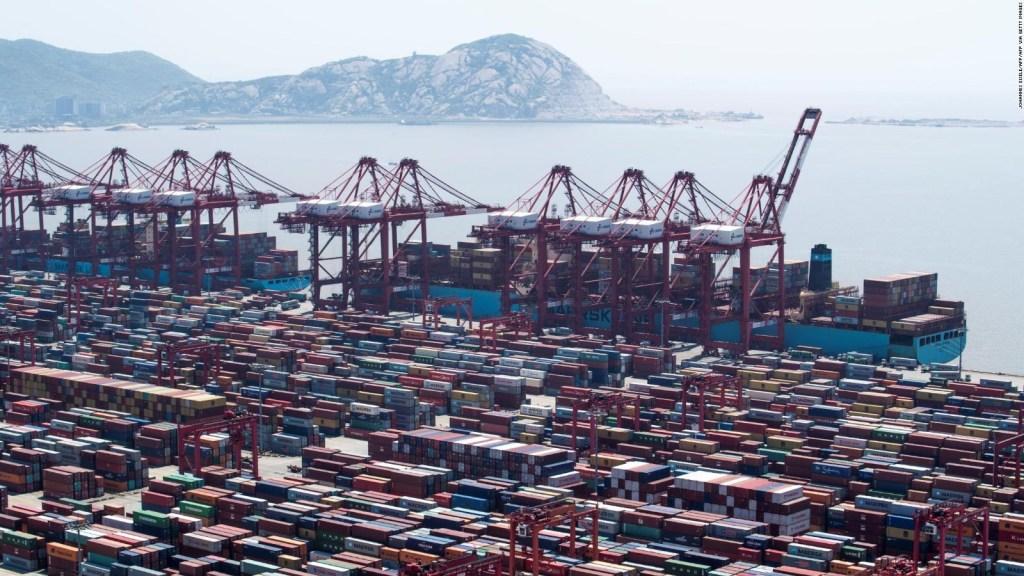 La economía de China creció más de lo esperado en 2020