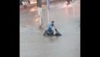 Paraguay inundada tras fuertes lluvias