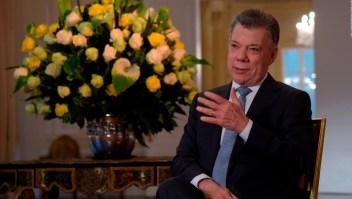 Expresidente Santos reflexiona sobre el momento social a nivel mundial