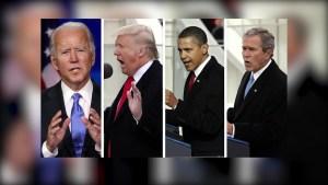 Secretos sobre los discursos de toma de posesión de EE.UU.