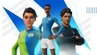 La rivalidad del fútbol internacional llega a Fortnite