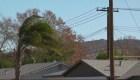 California bajo alerta por fuertes vientos
