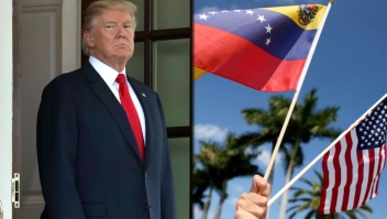 Trump aplaza la deportación de venezolanos en EE.UU.