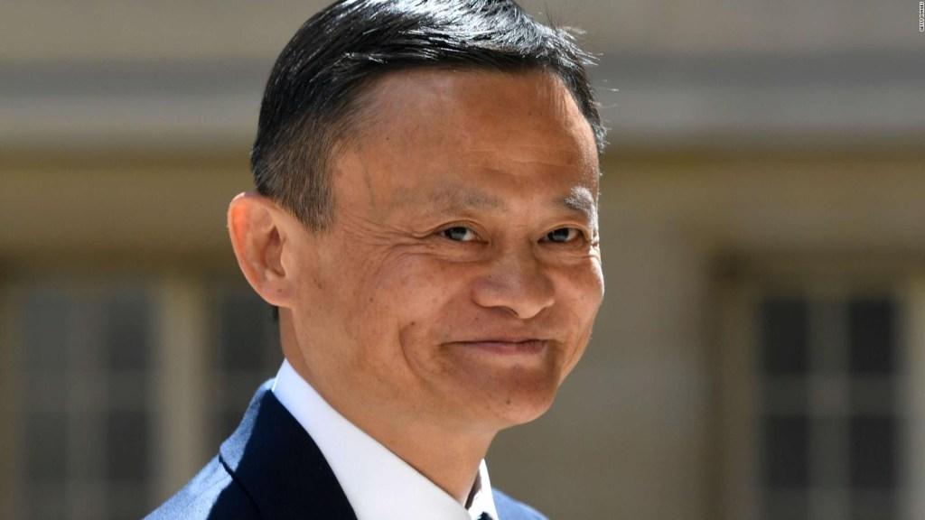 Jack Ma hace su primera aparición pública en meses