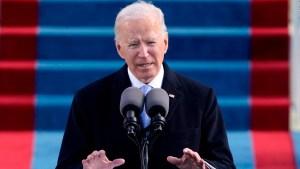 La palabra clave del discurso de Joe Biden: Unidad