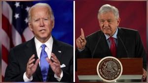 Biden y México, una relación que comienza con coincidencias