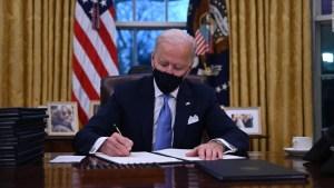 Posesión de Biden y Harris: los momentos más destacados