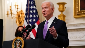 """Biden propone retirar la palabra en inglés """"alien"""" del lenguaje legal de inmigración"""