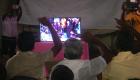 El tío indio de Kamala Harris reacciona a su histórico momento