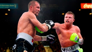 """Canelo"" Álvarez anuncia rival de su próxima pelea"
