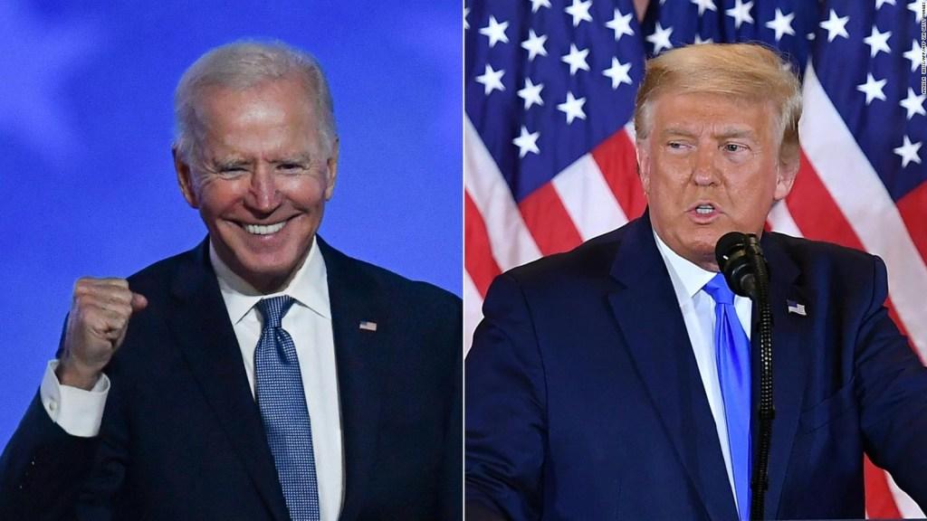Aliados y rivales de EE.UU. reaccionan a la toma de posesión de Biden