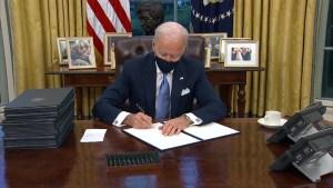 La Comisión 1776, ¿por qué Biden la disolvió?