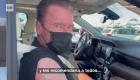 """""""Terminator"""" se vacuna contra el covid-19"""