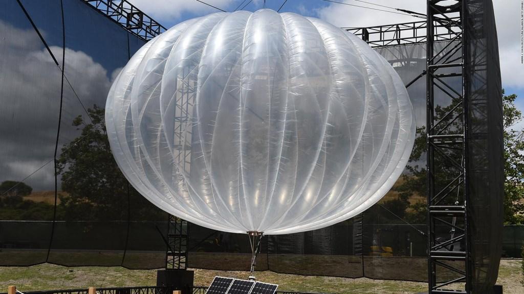 Llega a su fin Loon, empresa de globos de internet