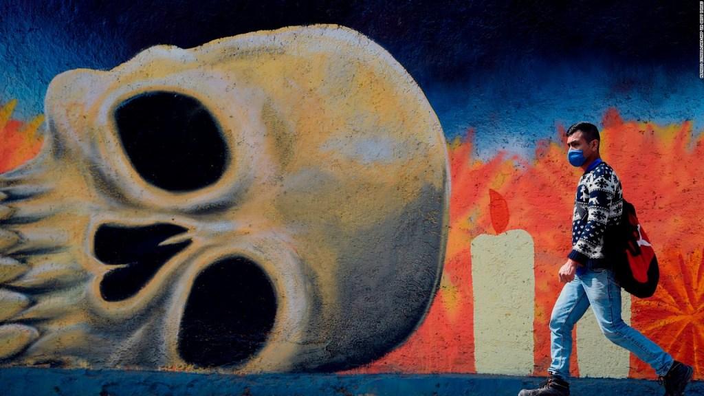 México padece escasez de oxígeno y saturación hospitalaria