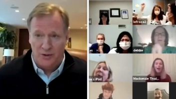 Invitan a miles de trabajadores de salud al Super Bowl