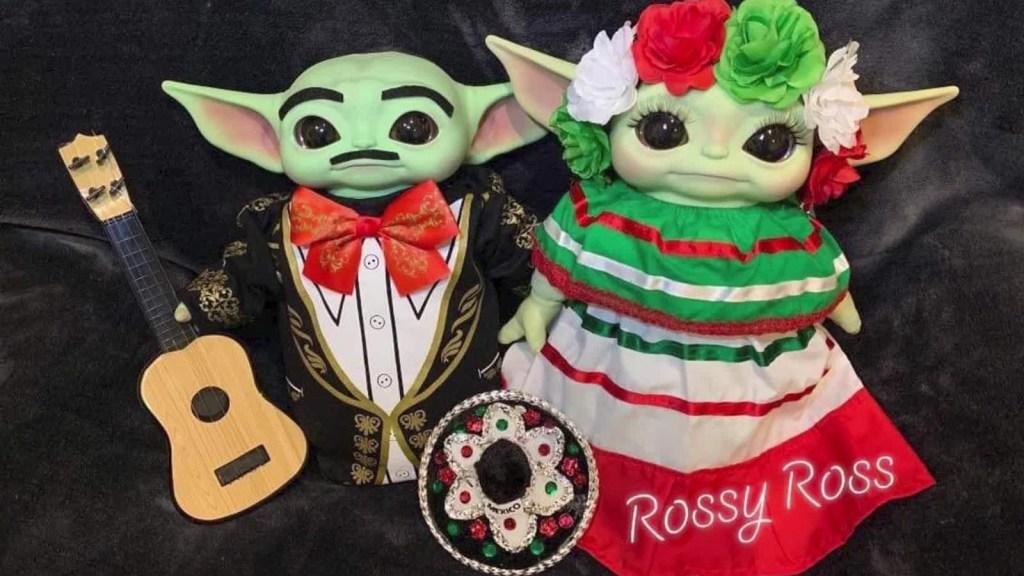 """""""Baby Yoda"""" a la mexicana"""
