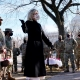 Jill Biden agradece a la Guardia Nacional