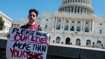 Republicanos quieren entrar armados al Congreso, según demócrata