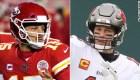 NFL: La gran influencia de Brady sobre Mahomes
