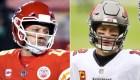 Super Bowl LV: el duelo entre Patrick Mahomes y Tom Brady