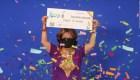 Mujer desempleada gana lotería en Canadá