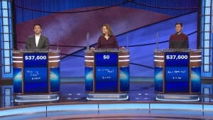 """""""Jeopardy!"""" termina en empate y así lo resuelven"""