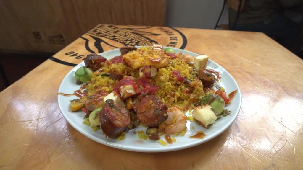 La cocina colombiana se reinventa ante la crisis