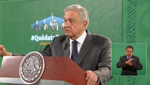 Los riesgos de López Obrador por covid-19, según médico