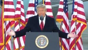 Paso a paso: así será el segundo juicio político a Trump
