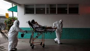 ¿Aumento de contagios en Brasil se debe a nueva variante?