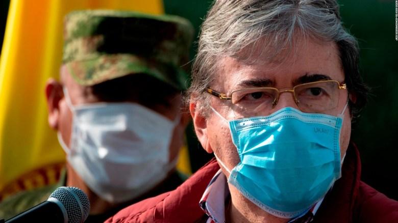 Muere Holmes Trujillo, ministro de Defensa de Colombia