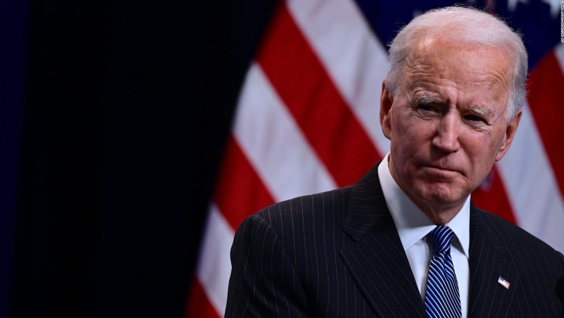 Críticos de Biden usan este video para atacarlo