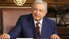 Covid-19: reportan buena evolución de López Obrador