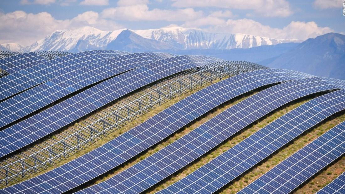 Europa hace historia con más energías renovables en 2020