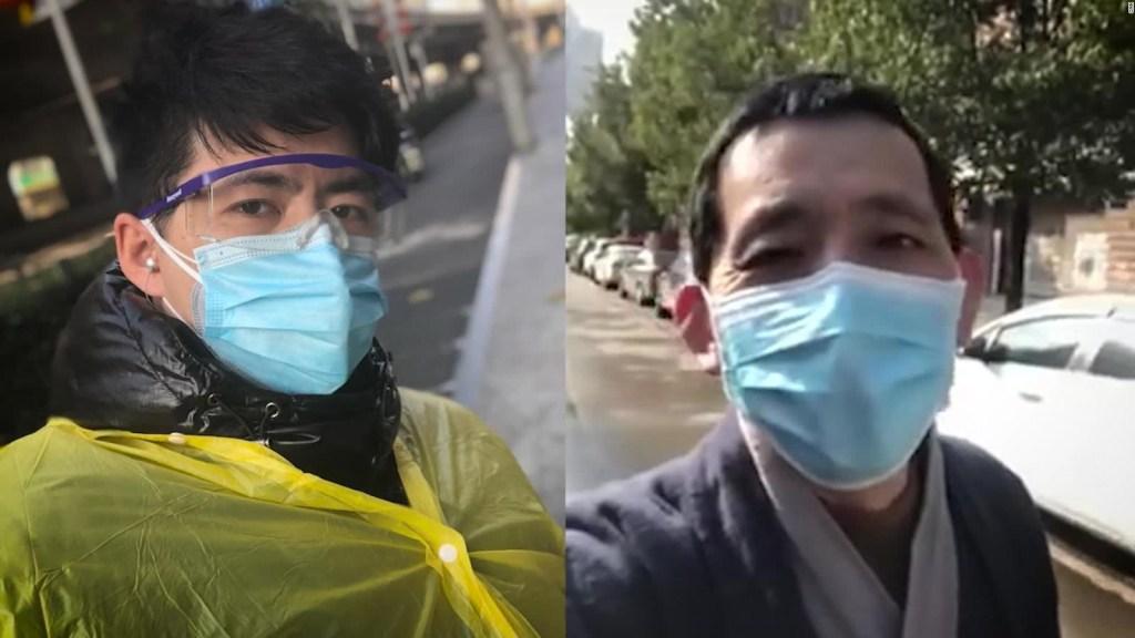Beijing persigue a ciudadanos que informaron de covid-19