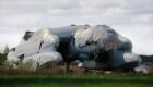 El plan del avión anfibio soviético que nunca despegó