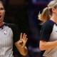 Dos mujeres hacen historia en la NBA