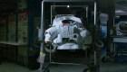 Un hispano comandará tripulación privada al espacio