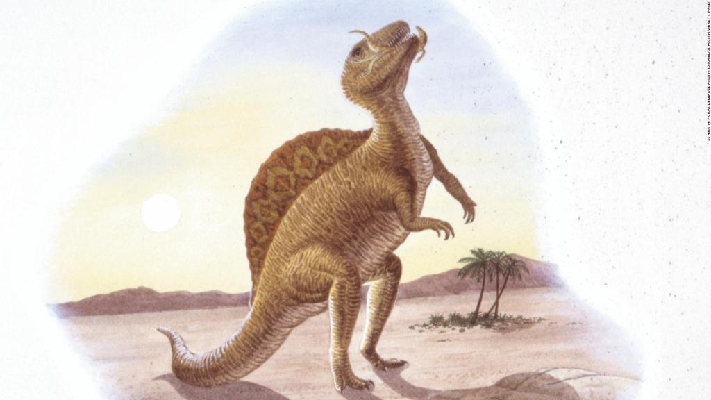 Descubre quién fue el espinosaurio