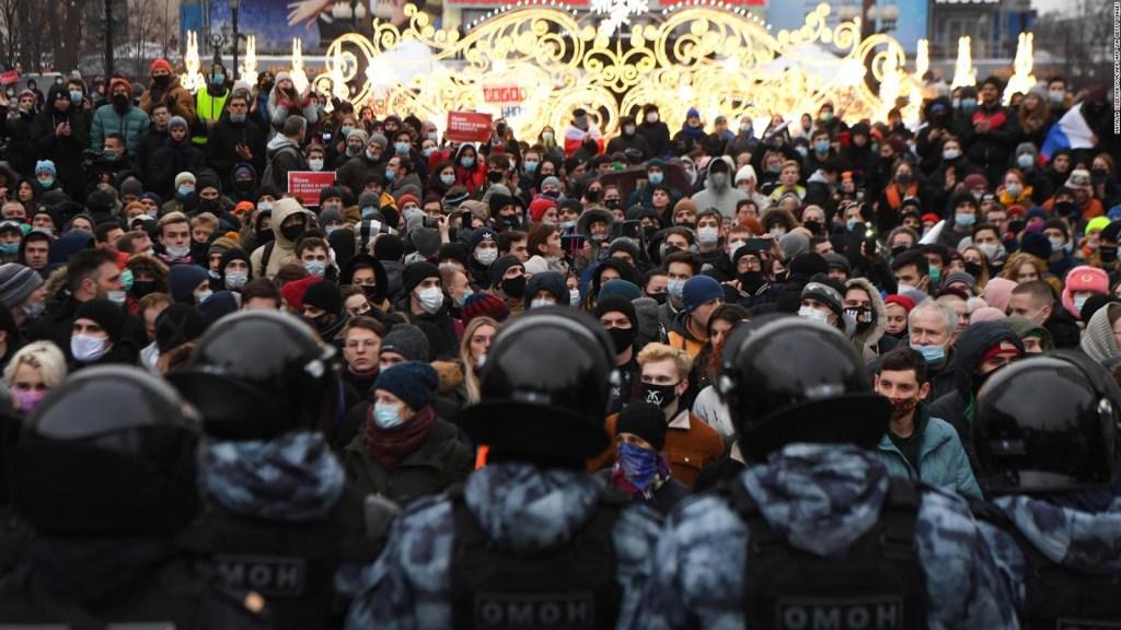 ¿Está Putin perdiendo el apoyo de la juventud rusa?