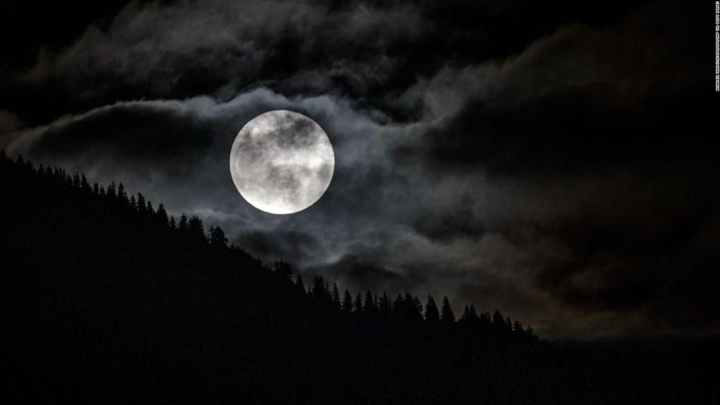 Estudian el impacto de la luna en el sueño