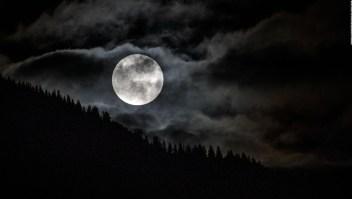 La primera luna llena del año: lo que hay que saber